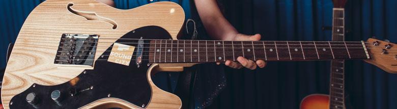 Уроки игры на бас гитаре с нуля
